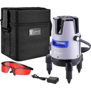 Лазерный нивелир Deko LL57 PRO Set 1 (065-0103)