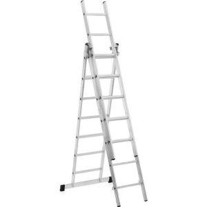 Лестница Dogrular Ufuk Pro 3x10 ступеней