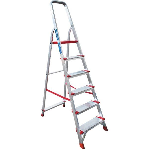 Лестница-стремянка индустриальная Новая высота NV511 (5110106)