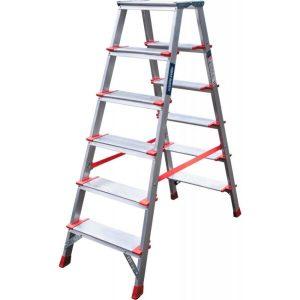 Лестница-стремянка индустриальная Новая высота NV512 (5120206)
