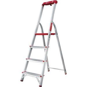 Лестница-стремянка профессиональная Новая высота NV315 (3150104) с лотком-органайзером