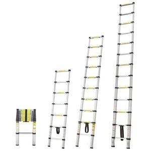 Лестница телескопическая PRO Startul ST9734-038