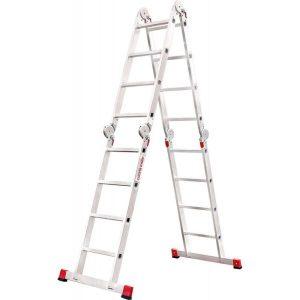 Лестница-трансформер профессиональная Новая высота NV332 (3320404)