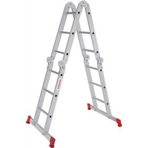 Лестница-трансформер с помостом Новая высота NV233 (2330403)