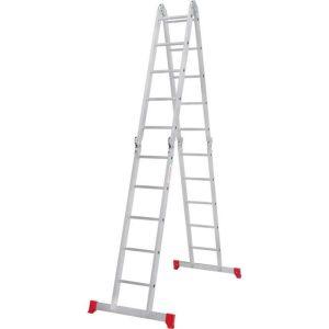 Лестница-трансформер с помостом Новая высота NV233 (2330405)