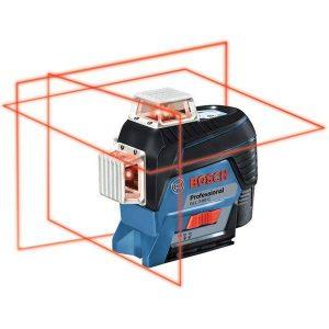 Линейный лазерный нивелир BOSCH 3-80 C Professional (0601063R00)