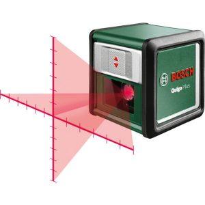 Линейный лазерный нивелир BOSCH Quigo Plus (0603663600)