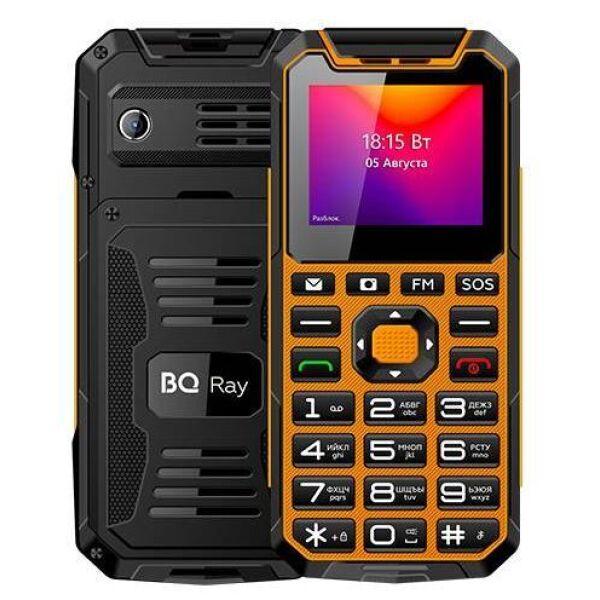 Мобильный телефон BQ-Mobile BQ-2004 Ray (оранжевый)