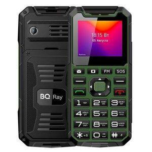 Мобильный телефон BQ-Mobile BQ-2004 Ray (зеленый)