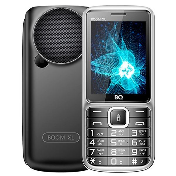Мобильный телефон BQ-Mobile BQ-2810 Boom XL (черный)