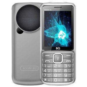 Мобильный телефон BQ-Mobile BQ-2810 Boom XL (серый)