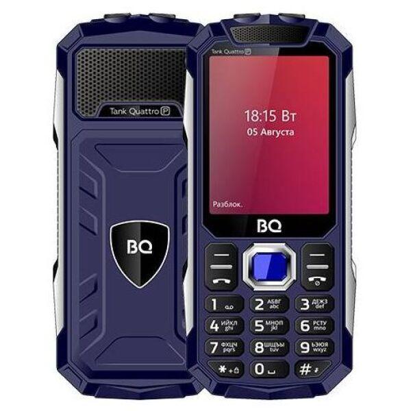 Мобильный телефон BQ-Mobile BQ-2817 Tank Quattro Power (синий)