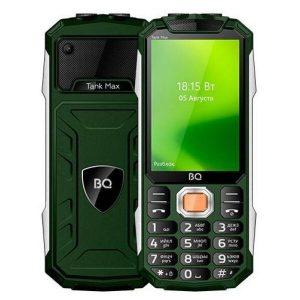 Мобильный телефон BQ-Mobile BQ-3586 Tank Max (зеленый)