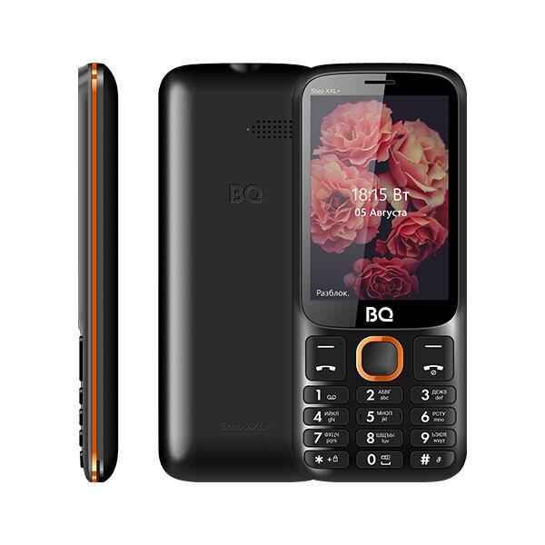 Мобильный телефон BQ-Mobile BQ-3590 Step XXL+ (черный/оранжевый)