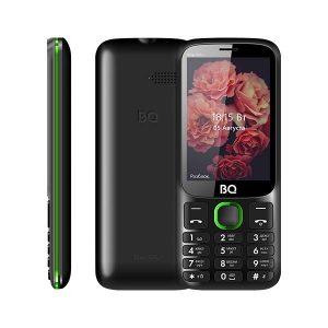 Мобильный телефон BQ-Mobile BQ-3590 Step XXL+ (черный/зеленый)