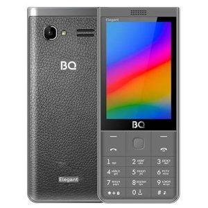 Мобильный телефон BQ-Mobile BQ-3595 Elegant (серый)