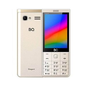 Мобильный телефон BQ-Mobile BQ-3595 Elegant (золотистый)