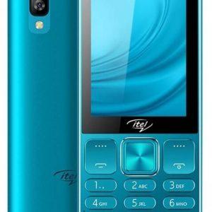 Мобильный телефон ITEL IT6320 (голубой)