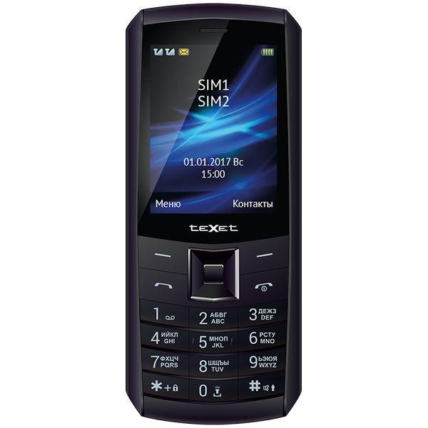 Мобильный телефон Texet TM-D328