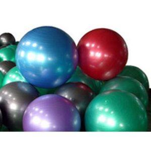 Мяч Relmax Гимнастический 65 см (серый)