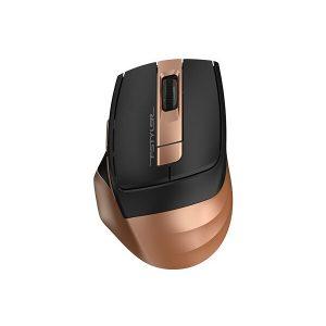 Мышь A4TECH FSTYLER FG35 золотистый/черный