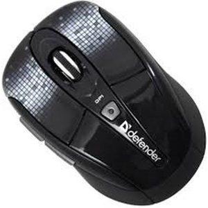 Мышь беспроводная Defender To-GO MS-585 Nano Disco Black