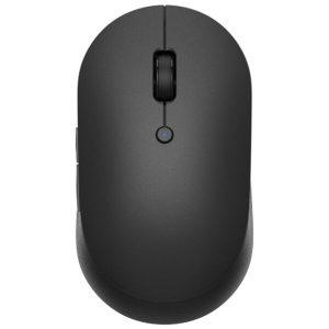 Мышь беспроводная XIAOMI Mi Dual Mode Wireless Mouse Silent Edition (HLK4041GL) Black