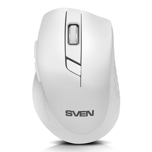 Мышь SVEN RX-425W White