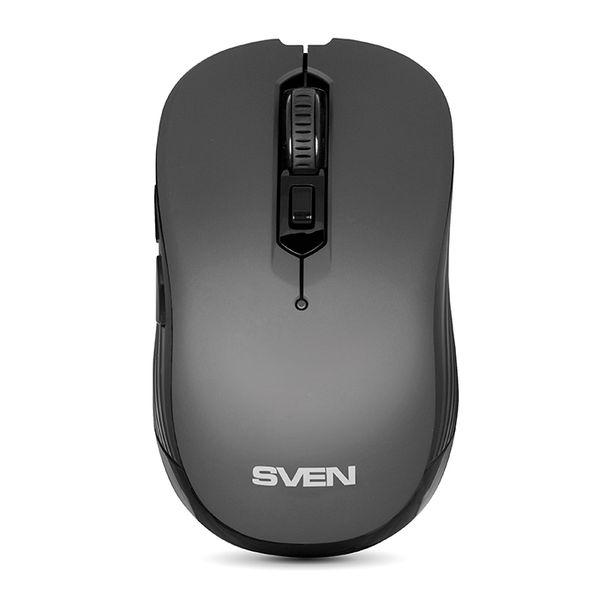 Мышь SVEN RX-560SW (серый)