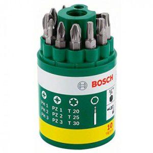 Набор бит Bosch 2607019452 (10 предметов)