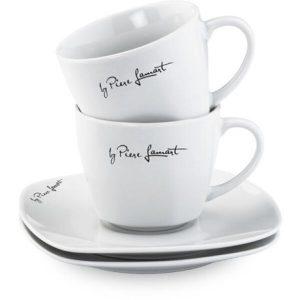 Набор чашек с блюдцами Lamart Dine LT9016
