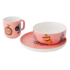 Набор детской посуды BERGHOFF Monsters 1694051