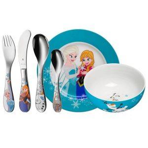 Набор детской посуды WMF Frozen 1286009964