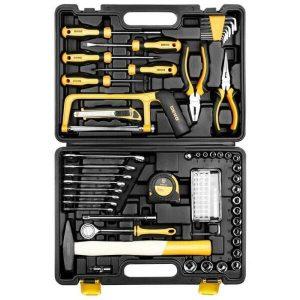 Набор инструмента для дома и авто DEKO DKMT89 SET 89