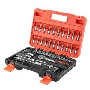 Набор инструментов для авто DEKO DKMT46 (46 предметов)