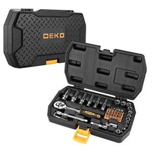 Набор инструментов для авто DEKO DKMT49 (49 предметов)