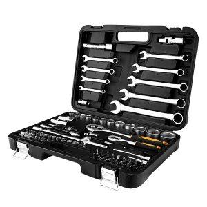 Набор инструментов для авто DEKO DKMT82 (82 предмета)