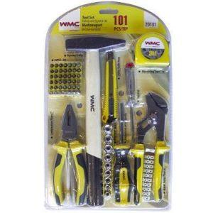 Набор инструментов WMC TOOLS 20101 (101 предметов)