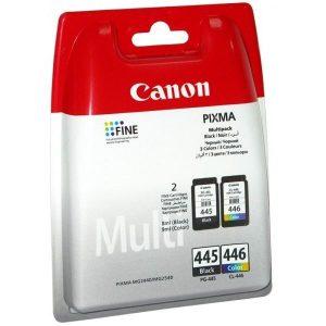 Набор картриджей CANON MULTIPACK PG-445 + CL-446