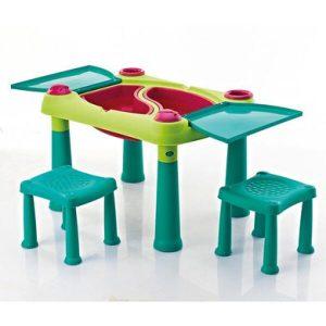 Набор мебели Keter Creative Play Table + 2 stools