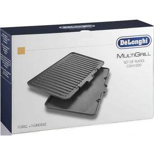 Набор пластин для электрогриля DeLonghi DLSK150