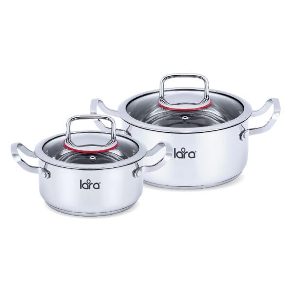 Набор посуды LARA Prima LR02-107