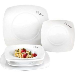 Набор тарелок Lamart Dine LT9002