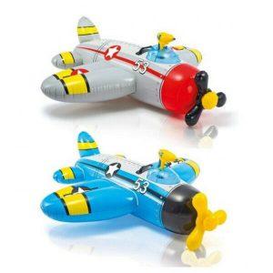 Надувной плотик Intex Water Gun Plane 57537