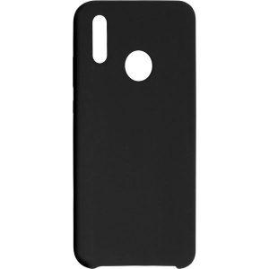 Накладка Akami Suede для Huawei Honor 10 Lite/P Smart Черный (7576)