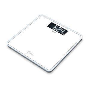 Напольные весы Beurer GS 400 SignatureLine (белый)