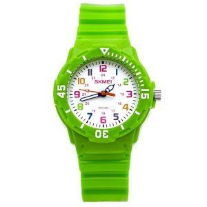 Наручные часы Skmei 1043-7 (зеленый)
