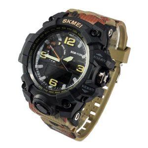 Наручные часы Skmei 1155 (камуфляжные)
