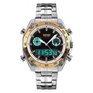 Наручные часы Skmei 1204 (золотистый)