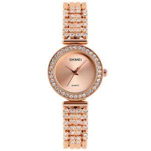 Наручные часы Skmei 1224 (розовое золото)